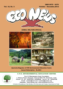 Econews-october - december 2012, Vol.18, No.3